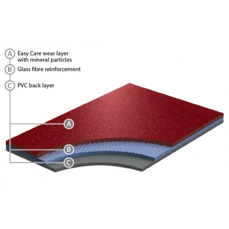 Revêtement de sol vinyle GRABO DIAMOND ECOSAFE