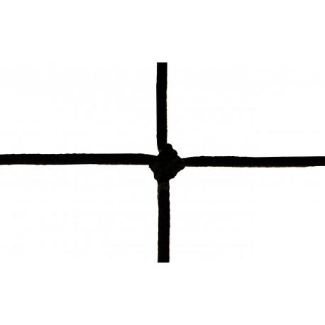 Filets de foot à 11 TPE 4 mm forme trapézoïdale