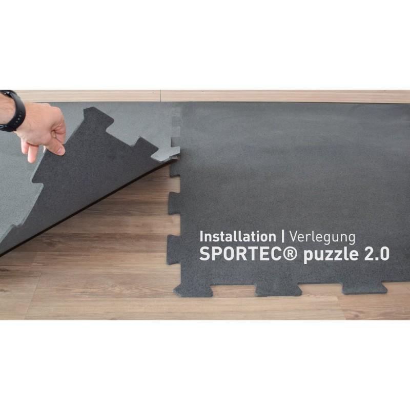 Dalle SPORTEC ® Puzzle Color