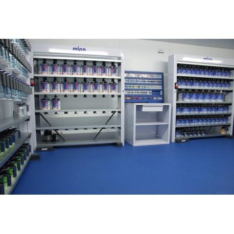 Dalle PVC sol industriel - ESD / Antistatique