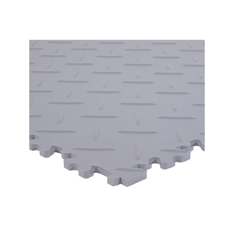 Dalle PVC sol commercial - Tole larmée