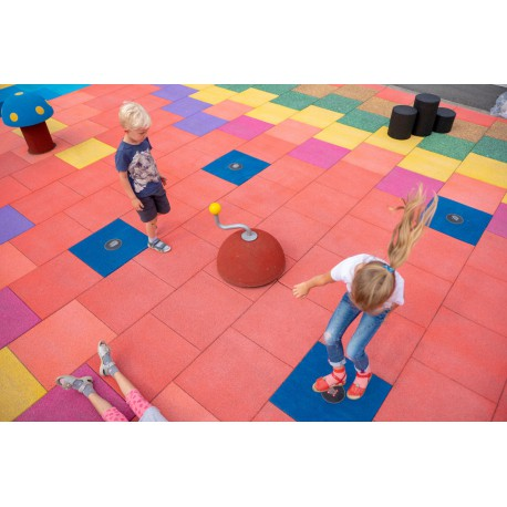 Dalles Jeu de saut - EUROFLEX GAME FLOOR