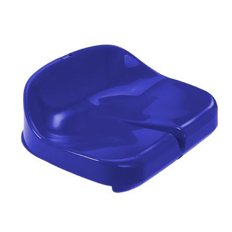 Coque plastique sans dossier