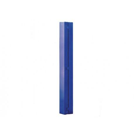 Mousses de protection hauteur 2 m pour tube Ø102 mm - 400x400 mm