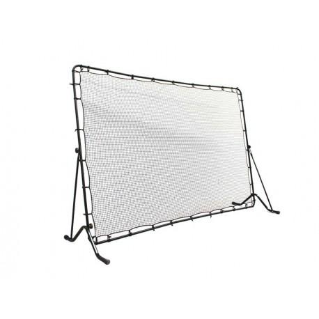 Mur d'entrainement de tennis avec angle ajustable