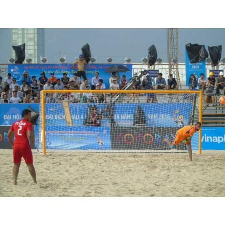 Buts de beach soccer en aluminium