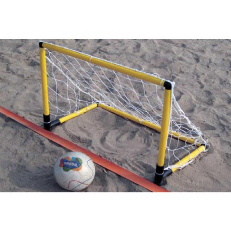 Minibut de beach soccer en PVC