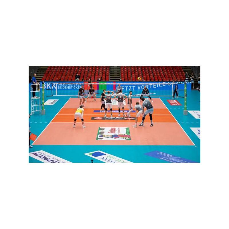 Sol sportif démontable en PVC SPEED-LOCK M1