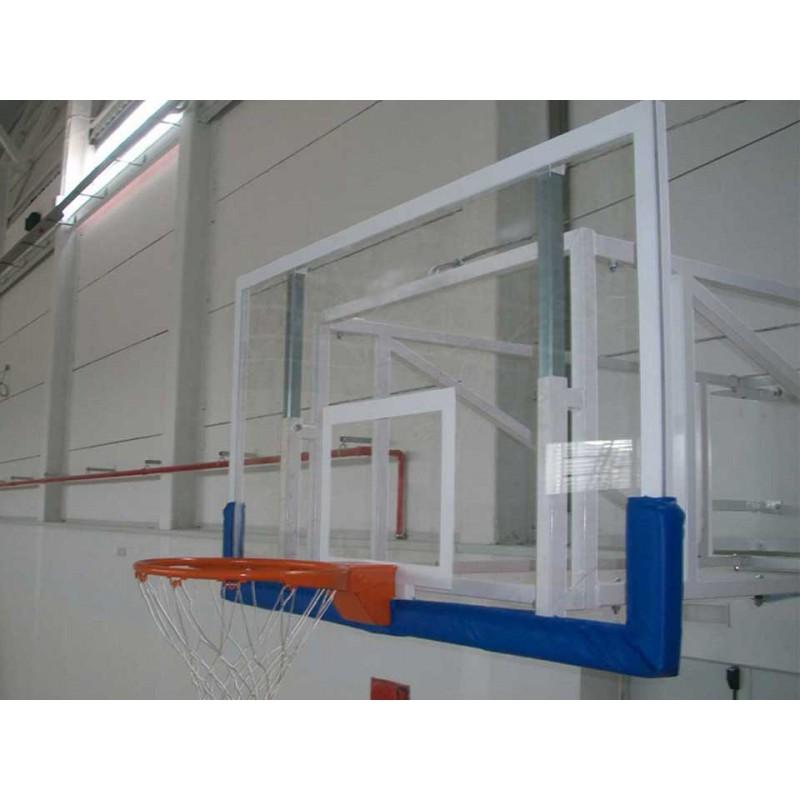 Protection PVC velcro à coller pour cadre + panneau 40/45/50/55mm