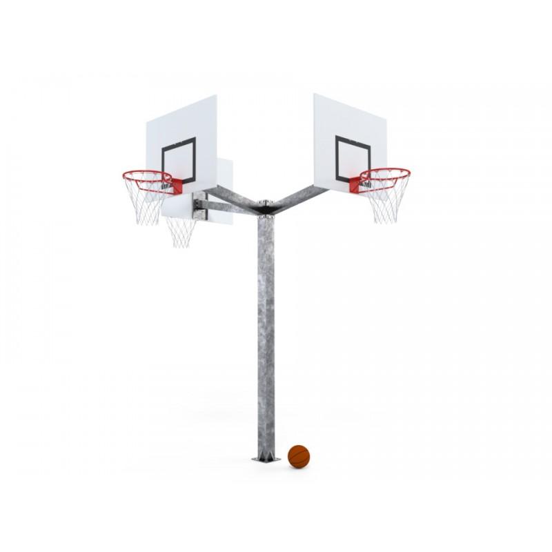 Tour de basket sur platine