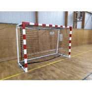 Buts de Handball Compétition mobiles en acier galvanisé