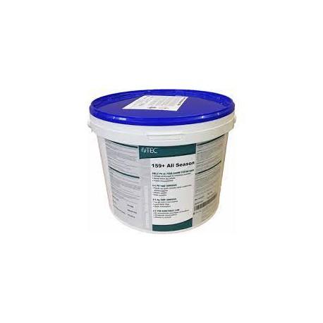 Colle bicomposante pour gazon synthétique utilisable en conditions sèches ou humides TEC 159 + All Seasons