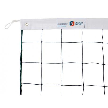 Filets de volley tension par cordeau