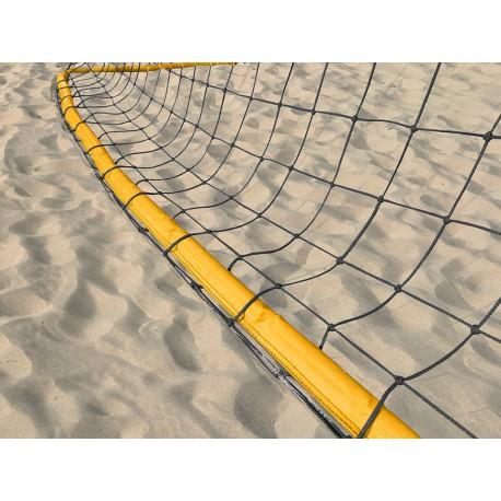 Gaine à lester pour filet de beach soccer