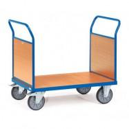 Chariot à 2 ridelles