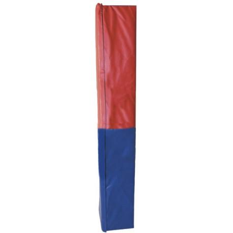 Protection Bicolore poteaux de rugby