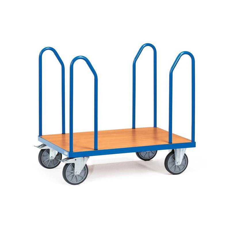 Chariot à arceaux latéraux