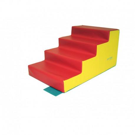 Escalier 4 marches