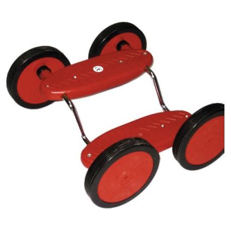 Pédalo 4 roues