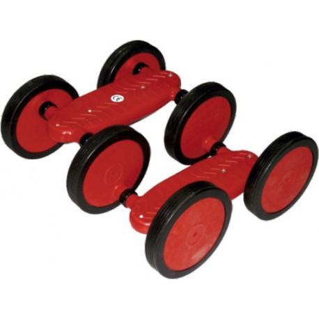 Pédalo 6 roues