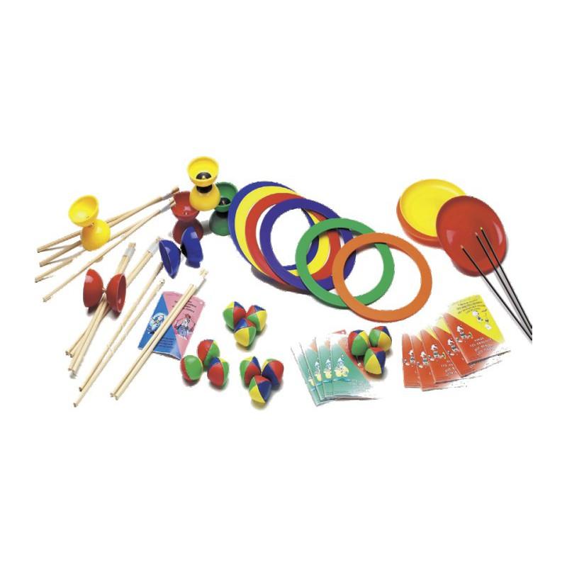 Set d'initiation à la jonglerie