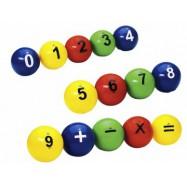Balles mathématiques