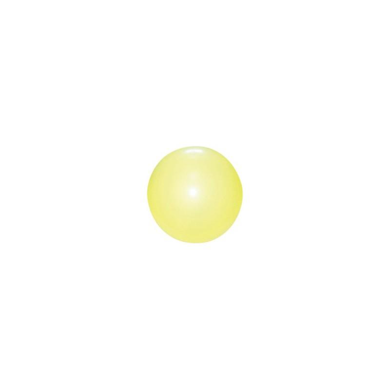 Ballon gonflable avec paille