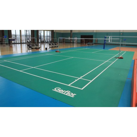 KIT SOL PVC Taraflex BADMINTON PORTABLE