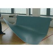 Rouleau de protection amovible PVC Touchdown