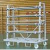 Stockeur mobile transportable