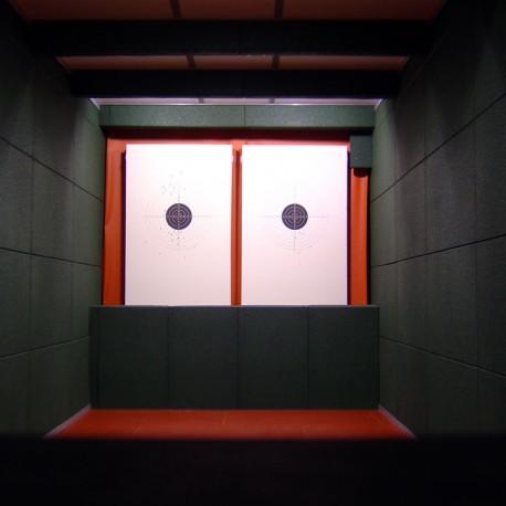 Dalle de protection anti-ricochet Shooting Pro SPORTEC ®