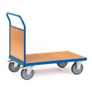 Chariot à ridelle