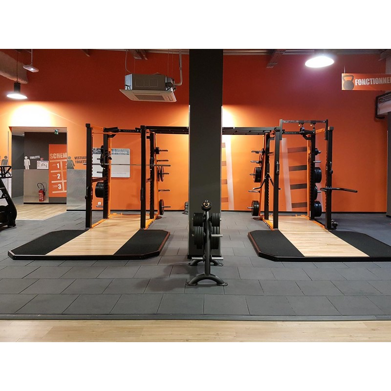Dalles Sportec Style Fitness Body Building