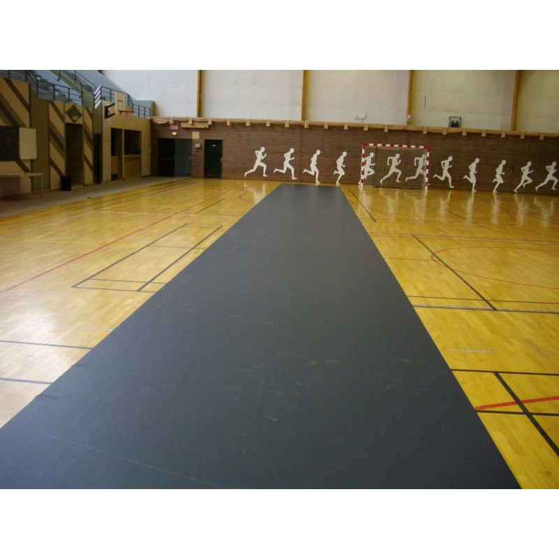 Rouleau de protection amovible PVC Covergym
