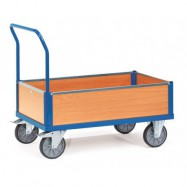 Chariot caisse
