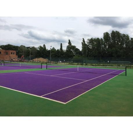 """Moquette aiguilletée """"MatchPlay2""""(pour tennis et multisport)"""