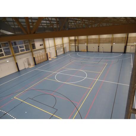 Revêtement de sol sportif PVC P1 - GRABOSPORT EXTREME