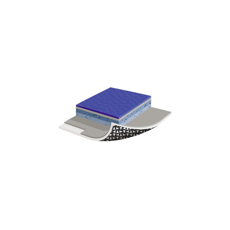 sous couche d 39 interposition en vinyle taraflex sportisol. Black Bedroom Furniture Sets. Home Design Ideas
