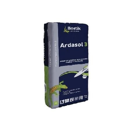 Enduit de ragréage de sol autolissant - BOSTIK ARDASOL 3