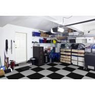 Dalle PVC pour garage / commerce / Salle de sports