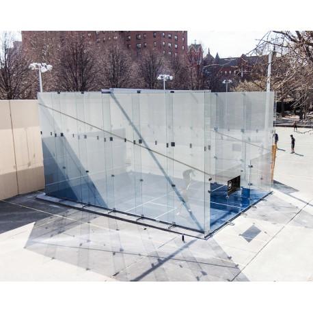 Court de squash  extérieur ASB PublicSquash