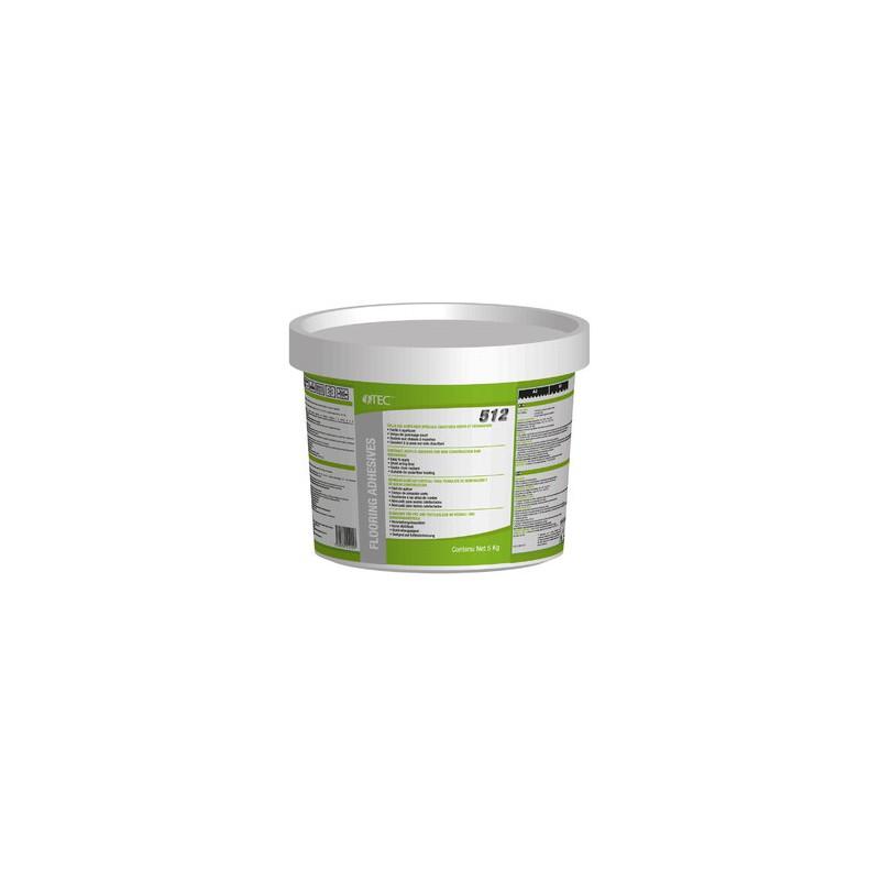 Colle polyvalente pour revêtement de sol PVC et Textile - TEC 512