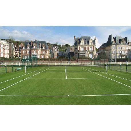 Gazon synthétique sablé Tennis - Eurofield M20