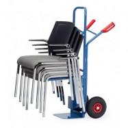 Diable porte-chaises