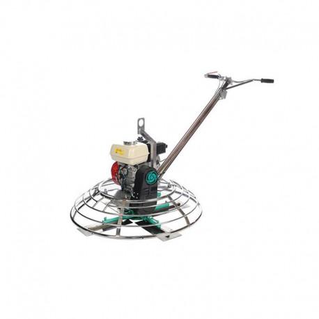 Truelle mécanique éléctrique monophasée - TW 90 E - Manche fixe