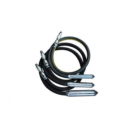 Aiguille vibrante pneumatique APN 40- Ø 40 mm