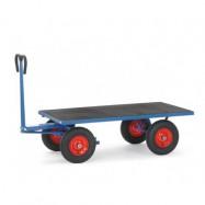 Chariot stockage dalles géantes de moquette
