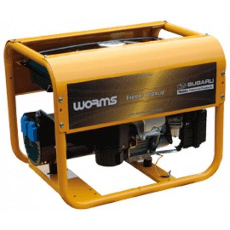 Groupe électrogène EXPLORER 4010 XL12 - Essence 4,1 kVA