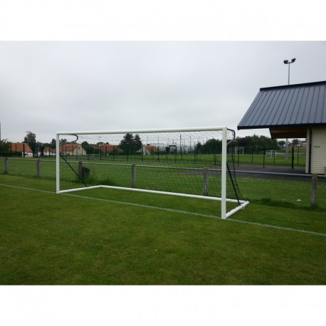 Buts de foot à 11 transportable en aluminium Ø 102 mm