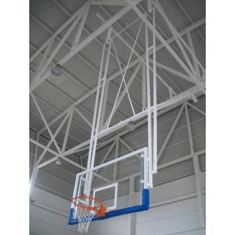 Panneau de basket 180 x 105 mm méthacrylate
